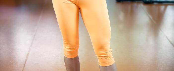 como adelgazar piernas