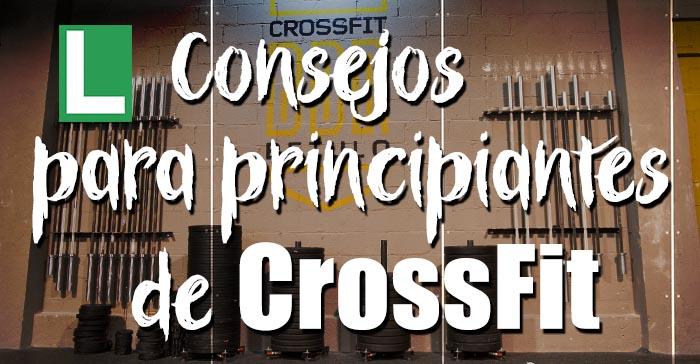 consejos para hacer crossfit