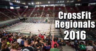 Crossfit Regionals 2016