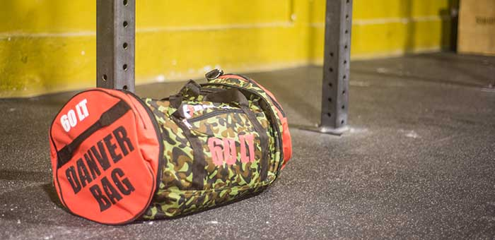 danver bag crossfit
