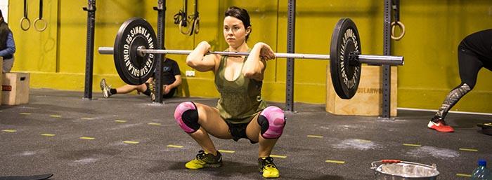 crossfit para principiantes mujeres
