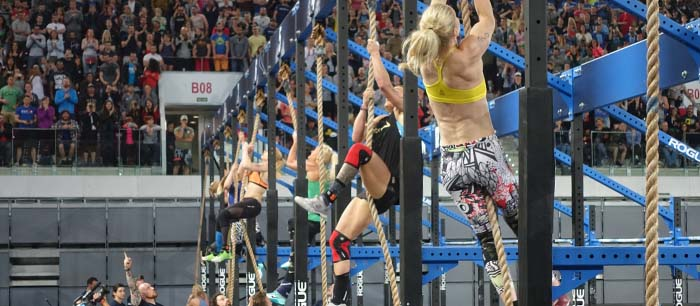 crossfit regionals madrid