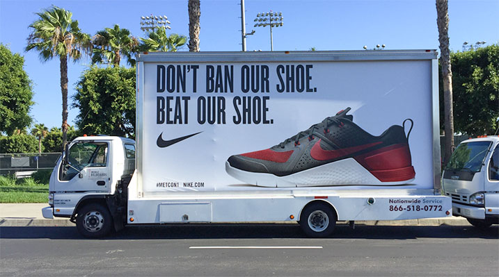 prohibicion nike crossfit games