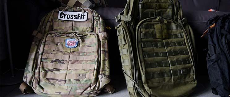 mochila de crossfit