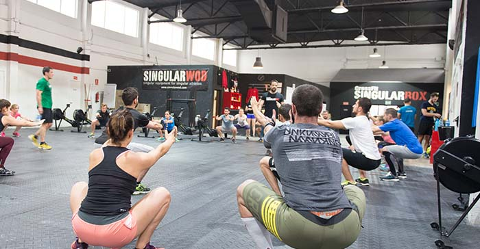 crossfit en madrid centro