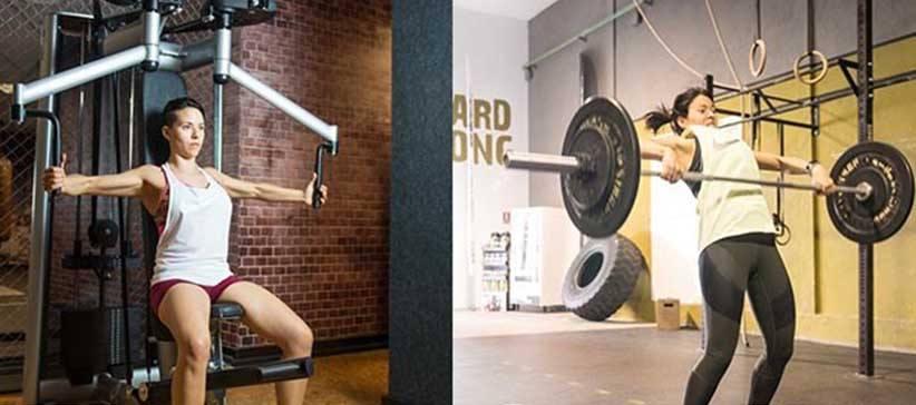 mejor crossfit o gym