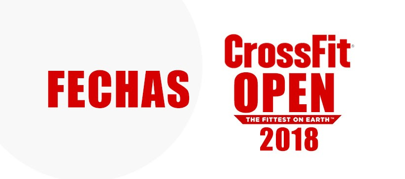 crossfit games open 2018