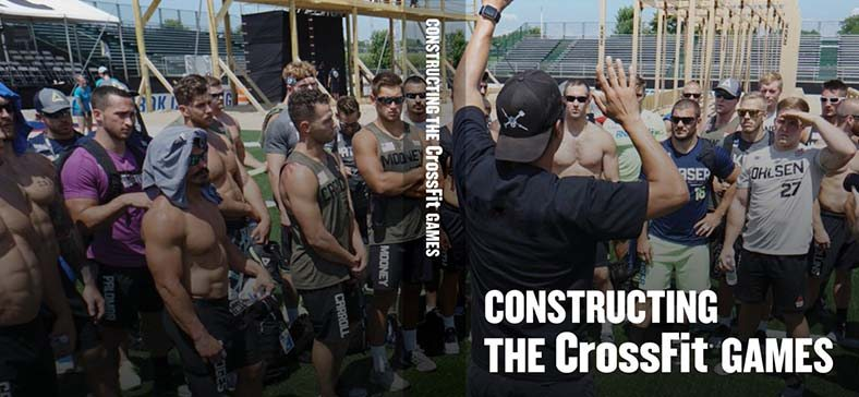 comprar constructing the crossfit games