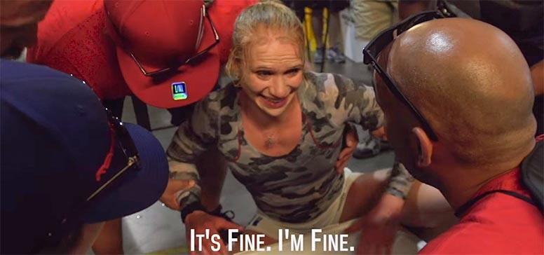 Annie thorisdottir abandono 2015