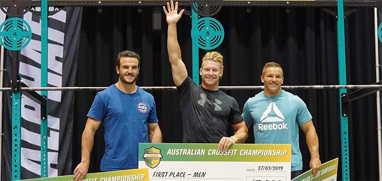 resultados australian crossfit