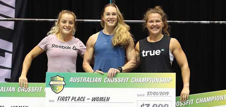 samantha briggs ganadora australia