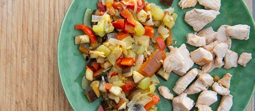 receta paleo pollo