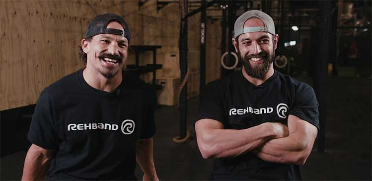 josh bridges rich froning