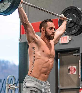 tattoo rich froning