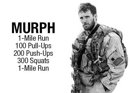 murph crossfit fecha