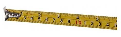 medir pies en crossfit