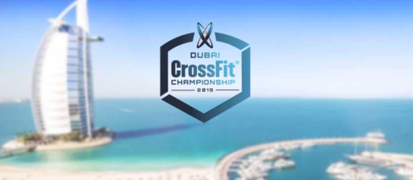 Competicion crossfit dubai 2019