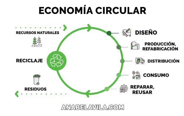 Como funciona economia circular