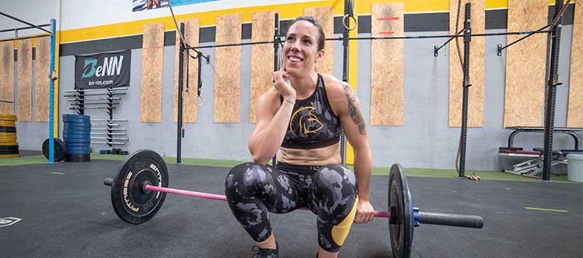 atleta española crossfit elena