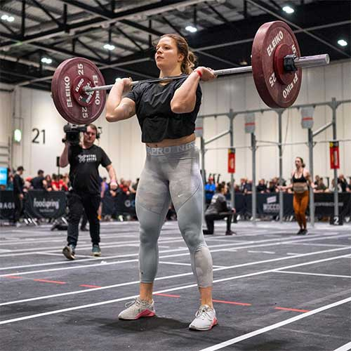 laura horvath crossfit 2020