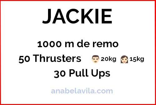 jackie wod peso