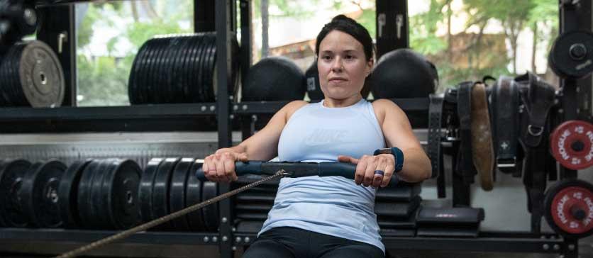 Jackie: CrossFit Benchmark