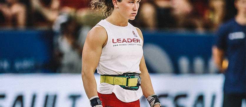 Cinturones de entrenamiento para CrossFit