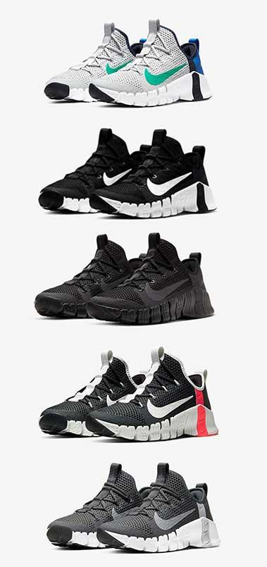 Nike Free X Metcon 3: ¿Las más bonitas?