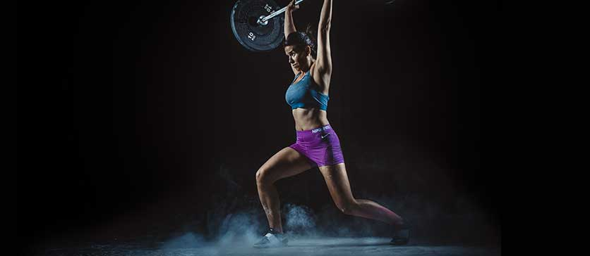 GRACE: CrossFit Girl