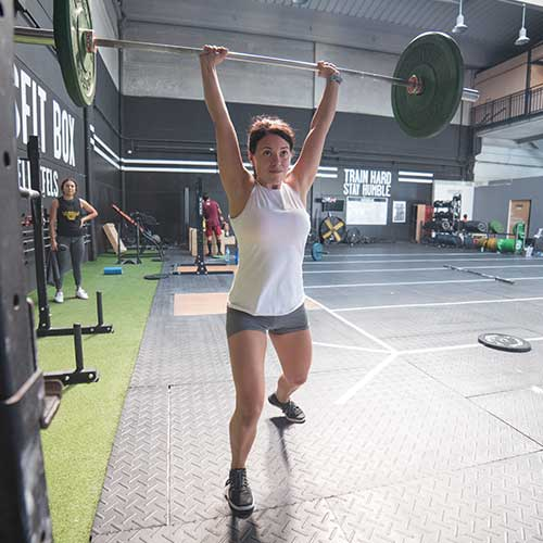 crossfit girl grace