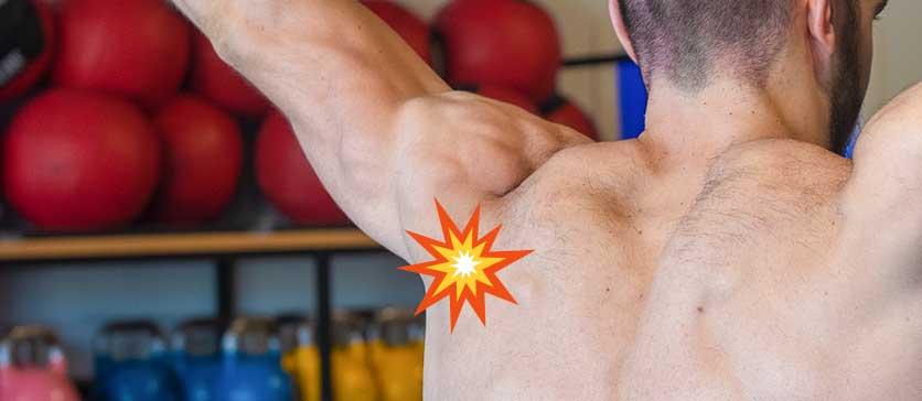 lesion hombro crossfit