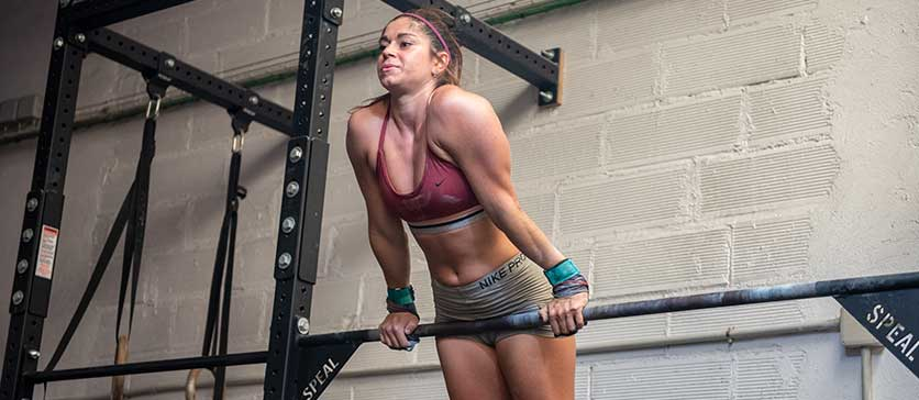 como hacer bar muscle up crossfit