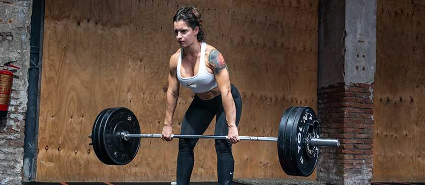 Diane CrossFit Girl Wod