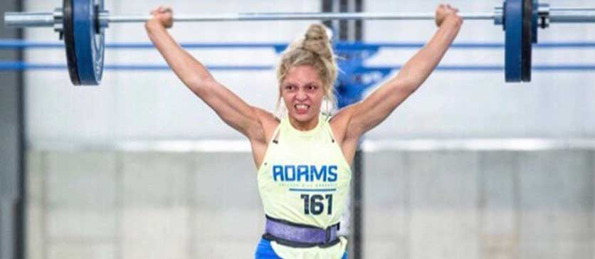 haley adams crossfit games 2020