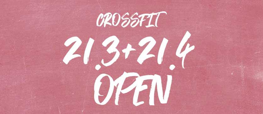 21.3 21.4 crossfit open