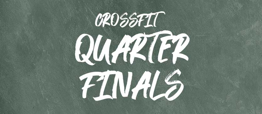 crossfit quarterfinals