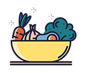 comida sana mejora el sueño