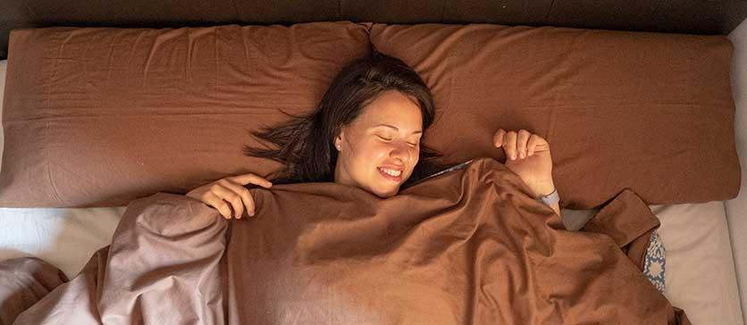 que hacer para dormir mejor