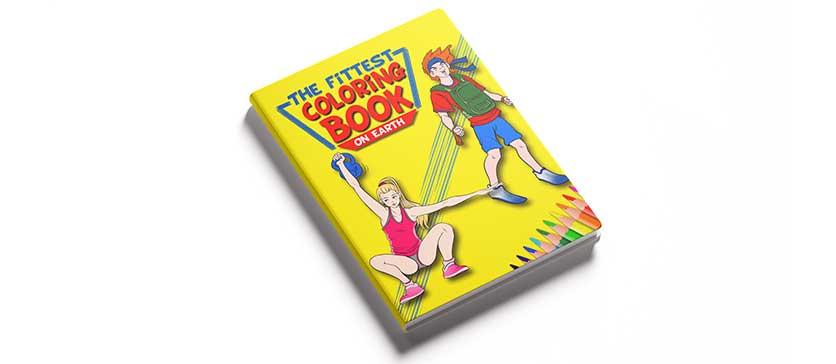 libro dibujos crossfit