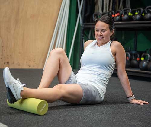 beneficios rodillo muscular